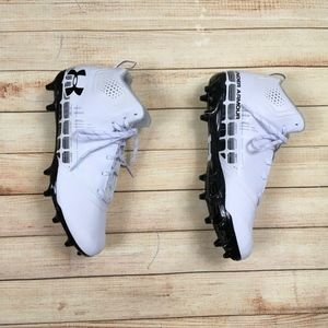 Under Armour Shoes - Under Armour Banshee Ripshot Lacrosse Cleats NEW